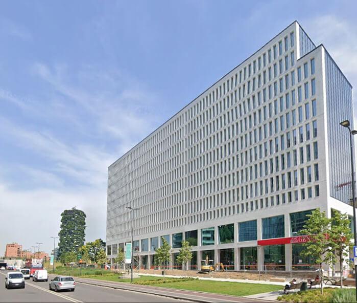 Edificio certicicato Leed Milnao
